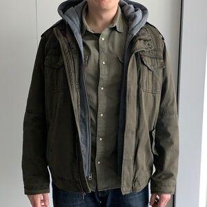 Levi's Men's Sherpa-Lined Trucker Jacket